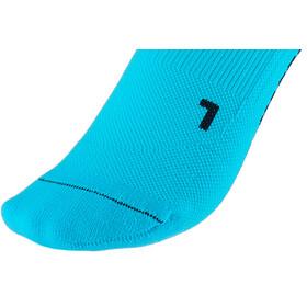 cep Neon Mid-Cut Socks Women, turchese
